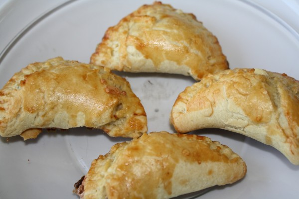 How to make Ham... Ham And Cheese Empanadas
