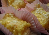 Lemon – Calamansi Squares : Dessert with the Filipino Lime