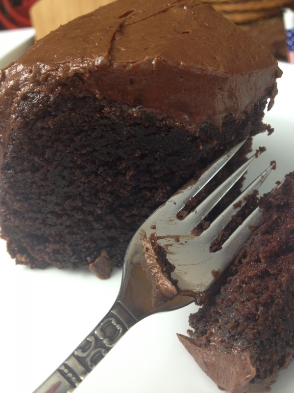 Basic chocolate cake recipes from scratch