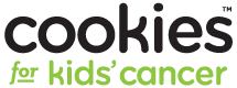 Logo of Cookies for Kids Cancer