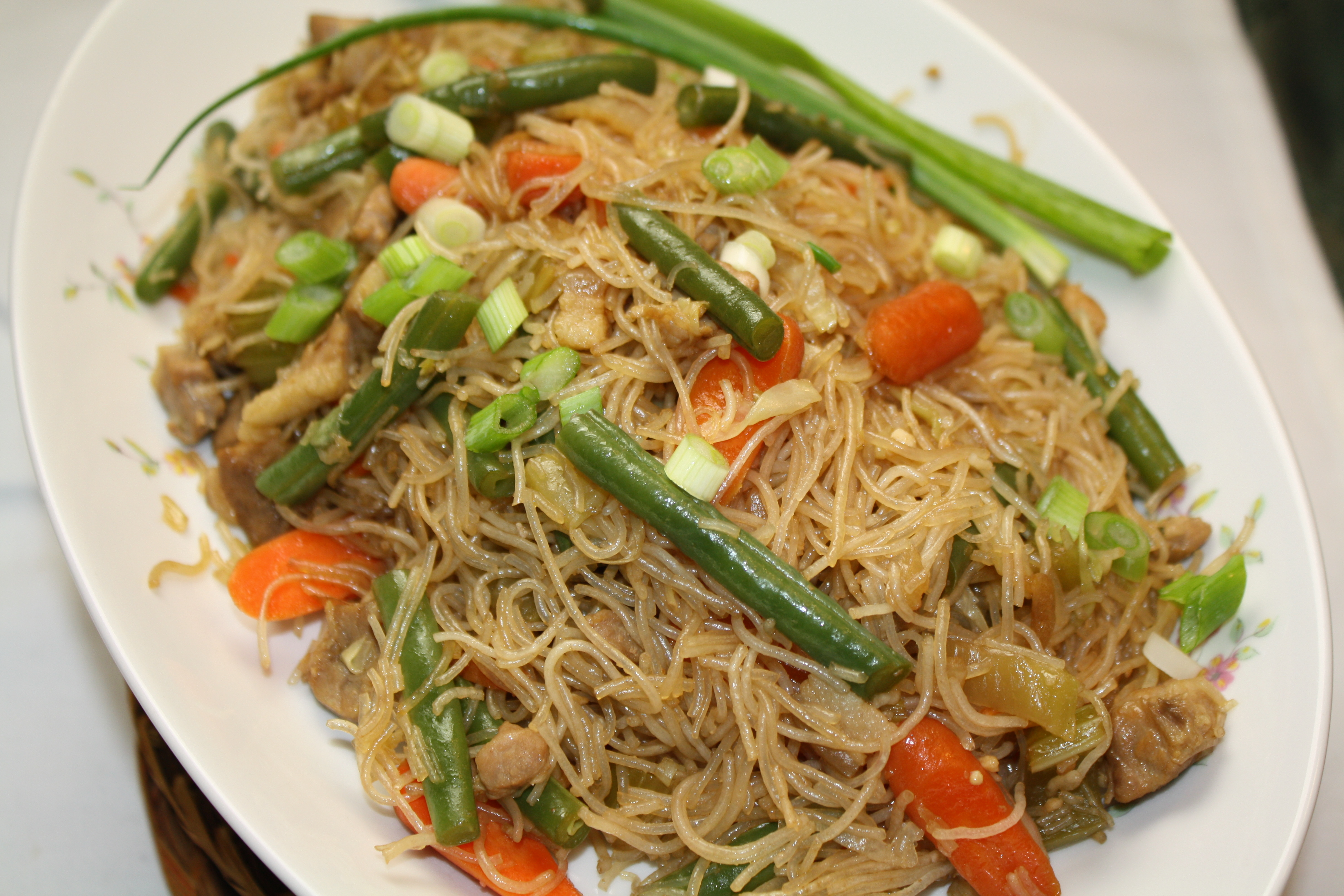 Different Noodles - Dish One