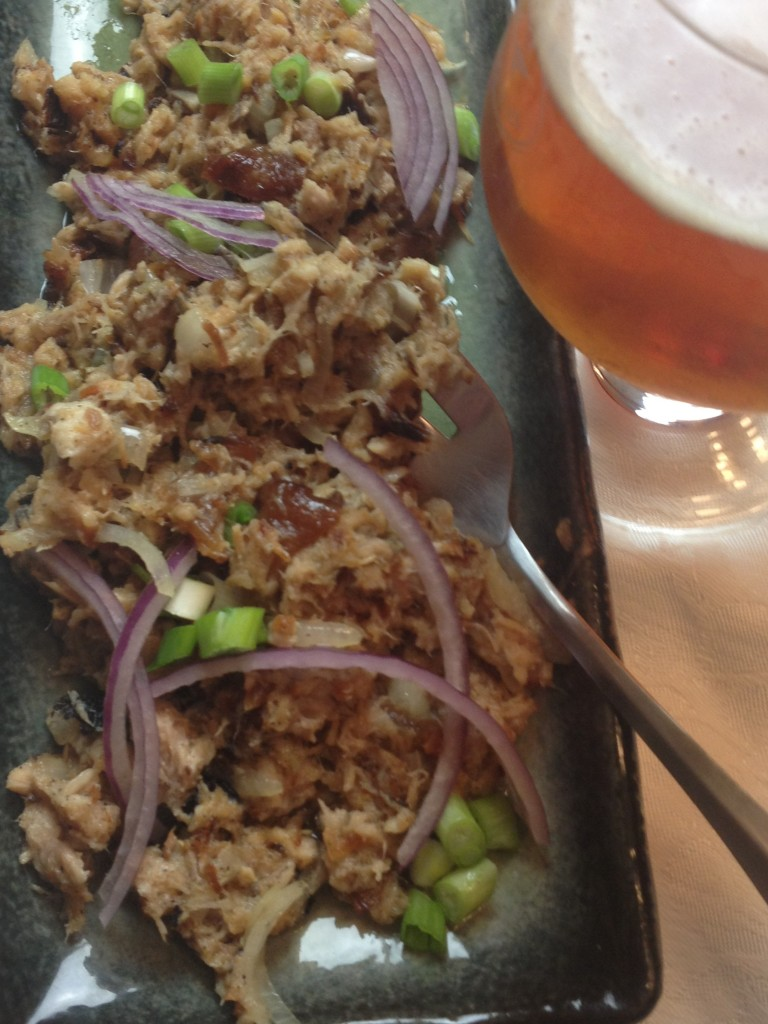 how to make sisig with pork belly