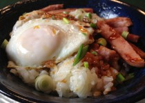 Loco Moco: Breakfast for Dinner