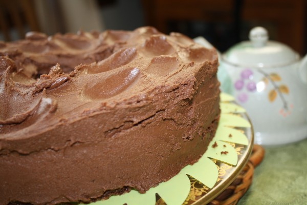 Chocolate Cake Recipe Japanese: How To Bake Chocolate Cake With Chocolate Fudge Icing