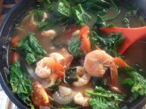 How To Make Shrimp Sinigang Tamarind Soup With Shrimps