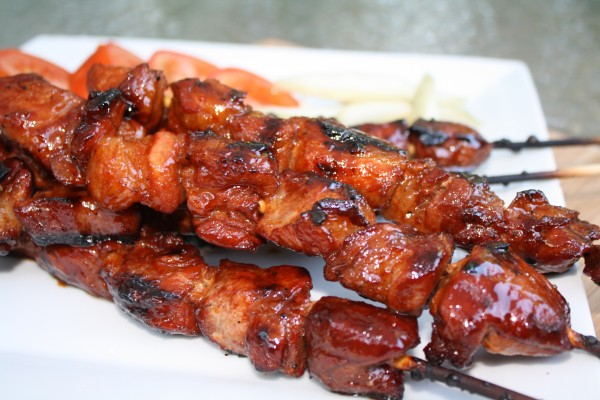 How To Make Pork Barbecue On The Grill Filipino Style