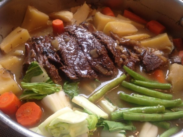 How to make Beef Pot Roast with Vegetables - Asian In America 4ccfadf0a5a6