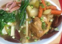 How to make Chicken Nilaga – Boiled Stew with Vegetables
