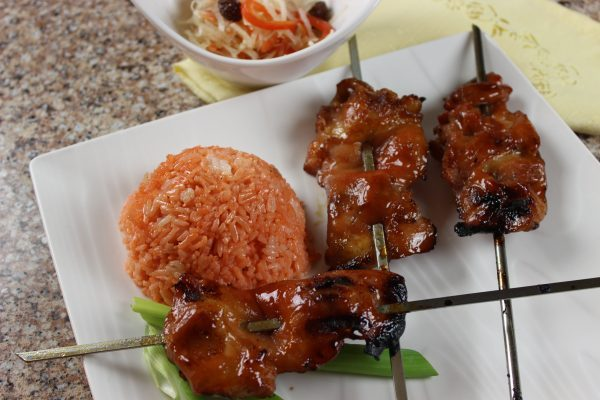 how to cook chicken barbecue filipino style