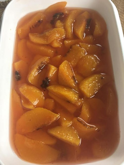 How Long To Bake Peaches For Baby Food